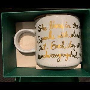 Starbucks Siren Song Mug NIB
